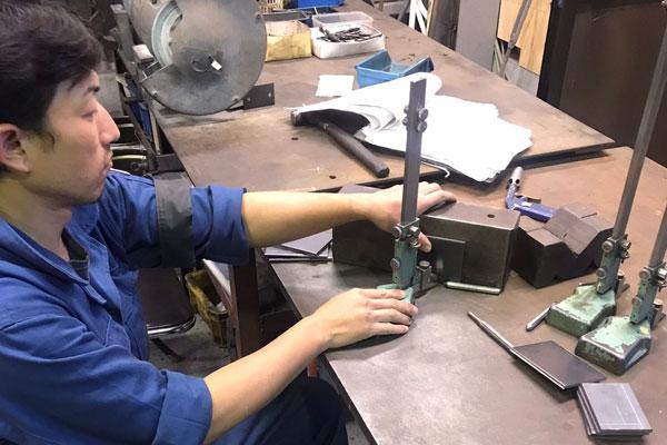 有限会社 三牧設備 [正]機械修理・整備